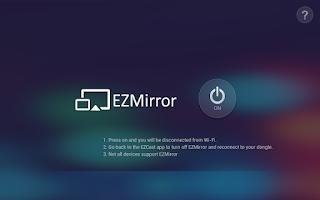 Screenshot of EZCast Pro