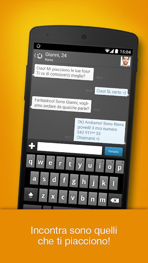 giochi hard app chat incontri