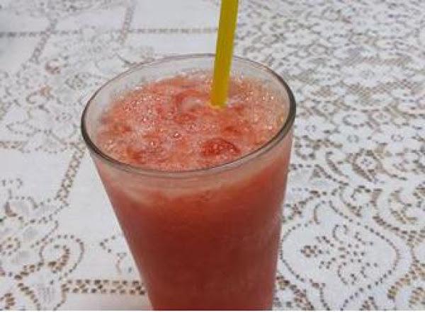 Watermelonade Recipe