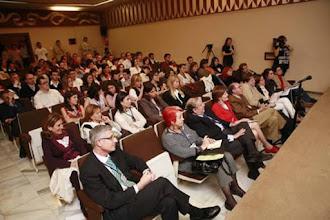 Photo: XIII Jornada Internacional de Comunicación Siglo XXI ¿Cómo salir juntos de la crisis? Participantes