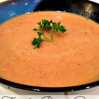 Easy Tomato Bisque