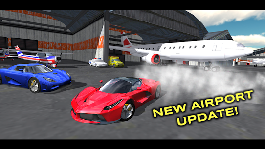 Extreme Car Driving Simulator Apk + Mod (Money) Android 2