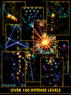 Plasma Sky - rad space shooter- screenshot thumbnail
