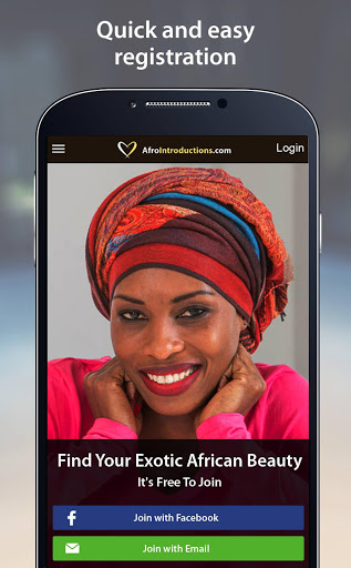 AfroIntroductions - African Dating App screenshots 1