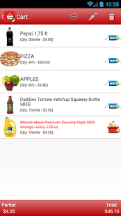 Shopy Free (Shopping List)- screenshot thumbnail