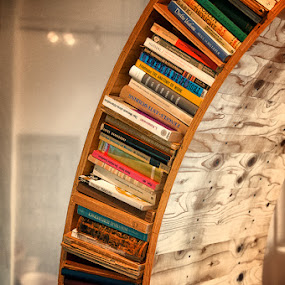 Book Wheel by Rory McDonald - Artistic Objects Furniture