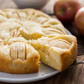 Sunken Apple Cake (Versunkener Apfelkuchen)