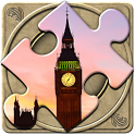 FlipPix Jigsaw - Great Britain icon