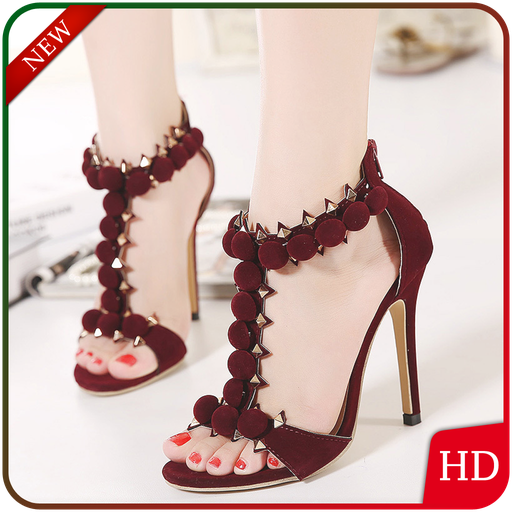 High heels Shoes Designs