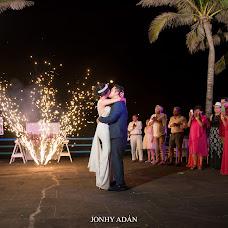Wedding photographer Jonhy Adán (jonhyadan). Photo of 26.01.2018