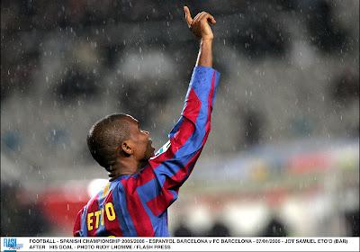 """Samuel Eto'o évoque Lionel Messi : """"Quasi impossible de dépasser son héritage"""""""