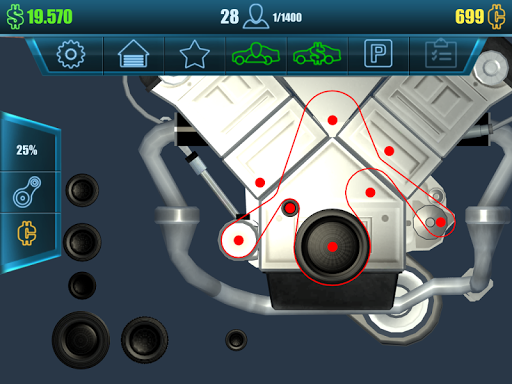 Car Mechanic Simulator 2016 screenshot 13