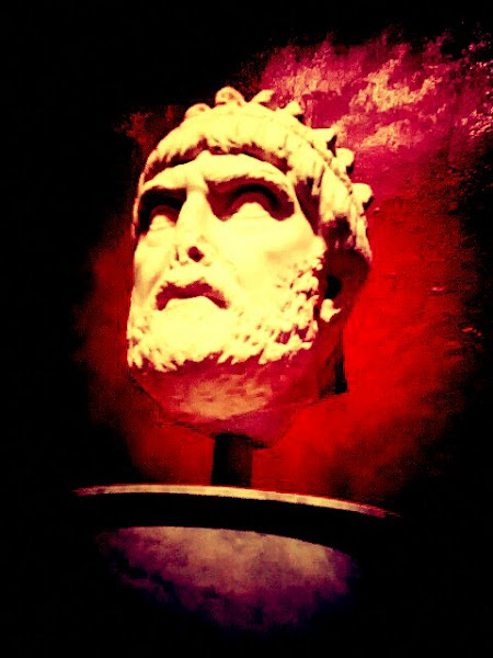 Photo: Greek Statue at Museum in Phillie
