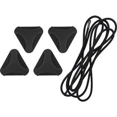 Seattle Sports Company Tri-Way Lashmates Mini Bungee Deck Kit: 5-piece, Black