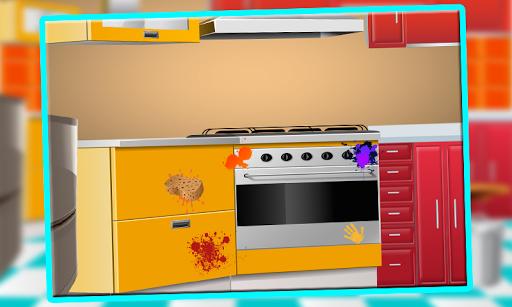 疯狂厨房修复游戏