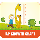 IAP Growth Chart Application icon