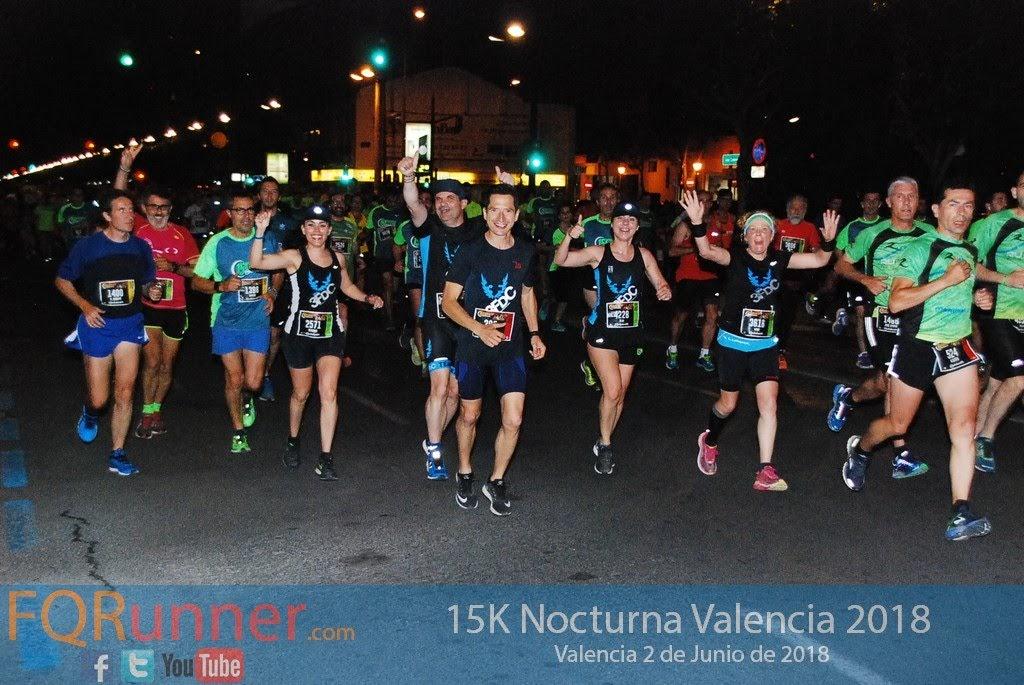 Fotos 15K Nocturna Valencia 2018