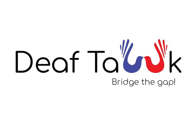 DeafTawk logo