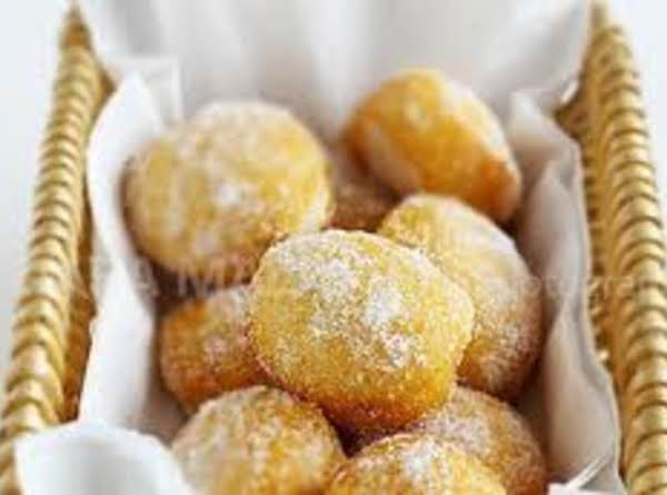 Cinnamon Puffs Recipe
