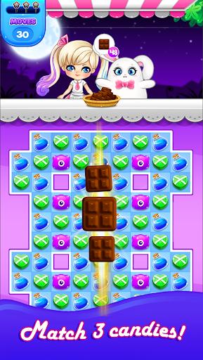 Candy Sweet Fruits Blast  - Match 3 Game 2020  screenshots 6