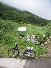 Photo: Met de elektrische fiets vanaf Booby Hill naar Upper Hell's Gate tot aan de start van de Sandy Cruz Trail