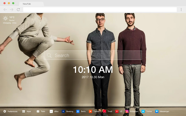 AJR Electronic Music Popular HD New Theme