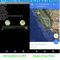 GPS Location & Map icon