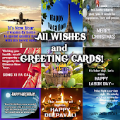 All Wishes & Greeting Cards