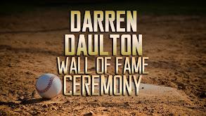 Darren Daulton Wall of Fame Ceremony thumbnail