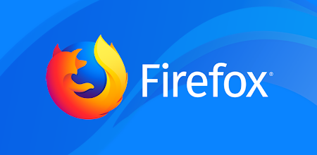 Firefox Browser fast & private APK poster