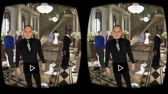 VirtualSpeech - Public Speaking VR- screenshot thumbnail