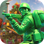 Army Men Strike - Military Strategy Simulator Icon