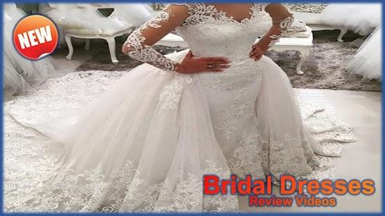 Bridal Dresses Review Videos - náhled