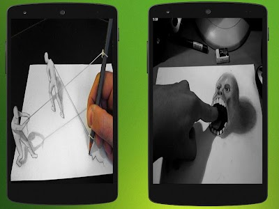 3D Drawing Drawings (New) screenshot 2