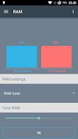 Screenshot of RAM Manager Free