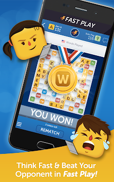 Words With Friends – Play Free APK screenshot thumbnail 17