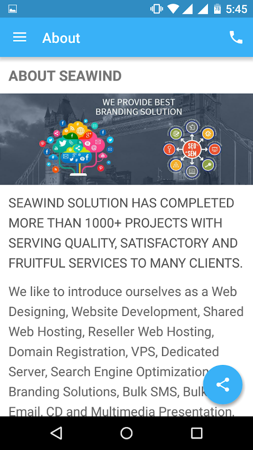 Seawind Solution Pvt. Ltd.- screenshot
