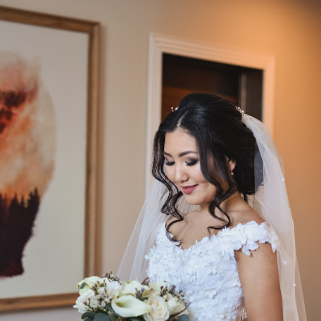 Wedding photographer Madina Kopzhasarova (madinaham). Photo of 08.02.2018