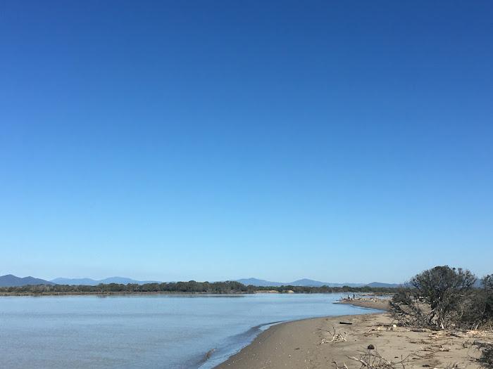 Foce d'Ombrone, Parco Naturale della Maremma