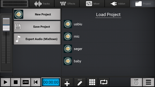 Audio Elements Demo 1.6.3 Screenshots 7