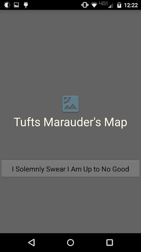 Tufts Marauder's Map