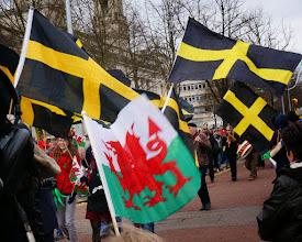 Photo: Symbols of Wales