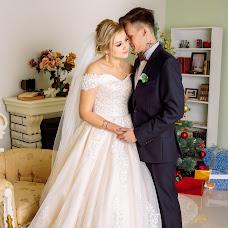 Wedding photographer Maksim Tabolin (tabolin). Photo of 23.12.2018