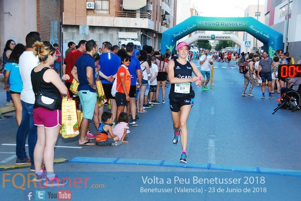 Judith Carsi Alamdi del Gaes Running Team