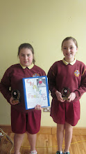 Photo: Fifth Class History Project Winners