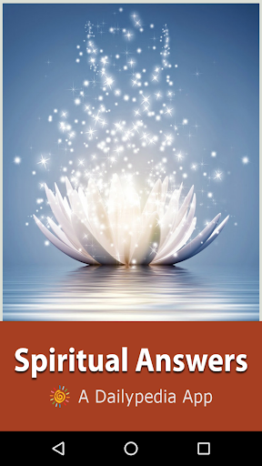 Spiritual Answers Daily