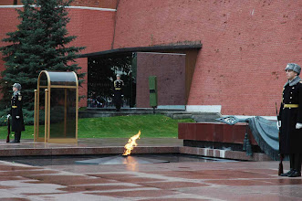 Photo: Tomb of the Unknown Soldier - Moscow, Russia