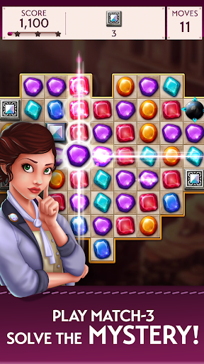 Mystery Match u2013 Puzzle Adventure Match 3 screenshots 14