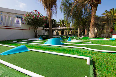 THE COMPLEX - Mini golf