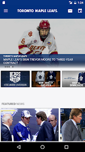 Maple Leafs Mobile screenshot 0